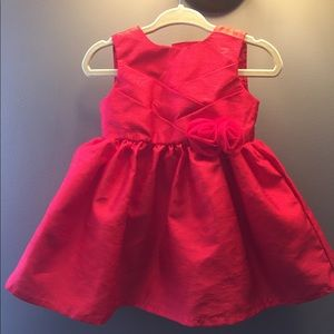 Baby girl's Holiday Dress